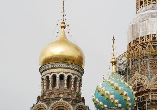 Russland- erste Eindrücke