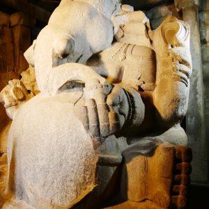 Ganesha in Hampi