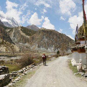 Entspannungstag nach Khangsar (3730Hm)