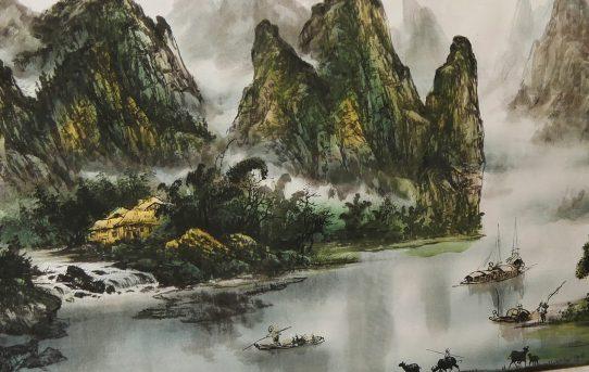 China - die Arbeit