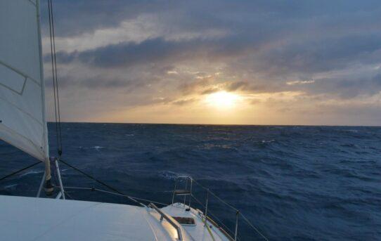 Atlantik Teil I: Die ersten Wochen