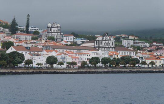 Atlantik Teil II: Azoren